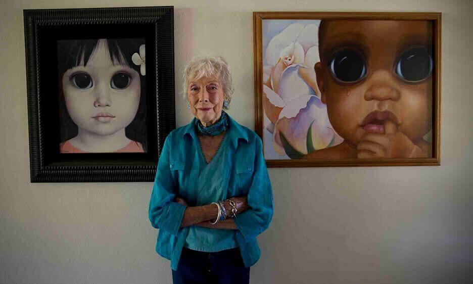 Margareth Keane, pintora americana