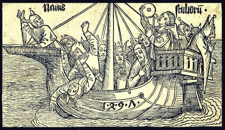 O mito do navio dos loucos