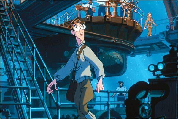 Cena de 'Atlantis: o Reino Perdido'