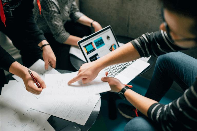 Trabalhar em equipe pode ser recompensador