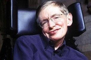 A bela mensagem de Stephen Hawking contra a depressão