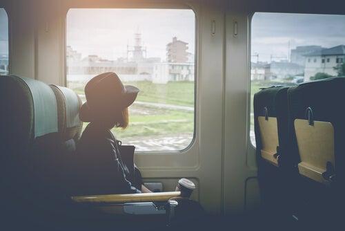 Viajar sozinha é uma libertação