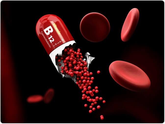 Deficit de Vitamina B12 e seu impacto em nosso cérebro