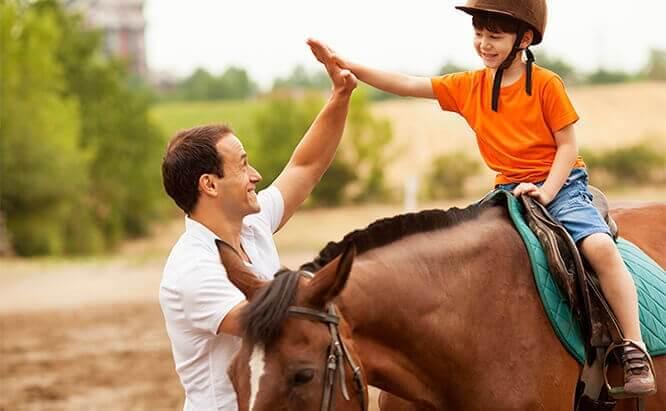 6 benefícios da terapia assistida por cavalos