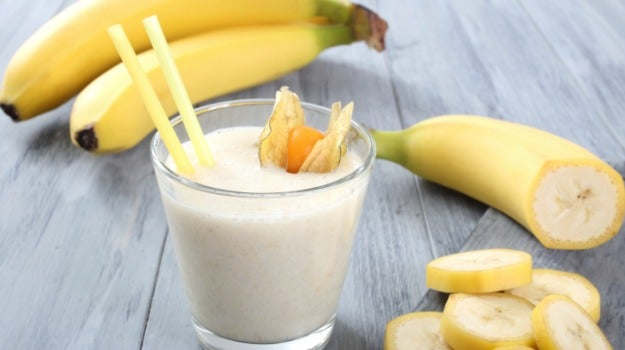 Vitamina de banana