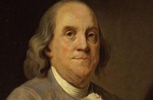 Frases de Benjamin Franklin repletas de sabedoria