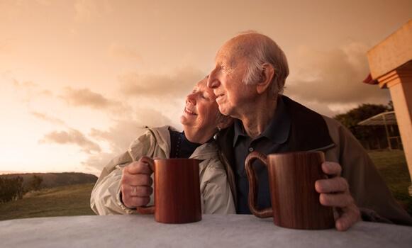 A velhice nem sempre é um sinônimo de doença