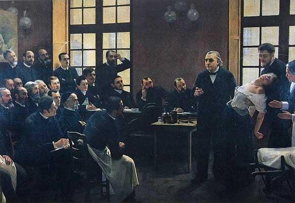 Charcot, uma fonte de debates