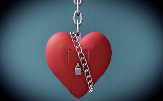 Coração guardado a sete chaves