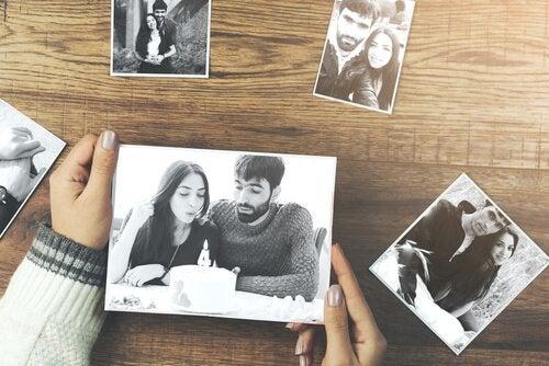Fotos de um casal