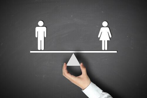 Equilíbrio entre homens e mulheres