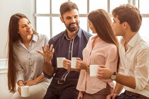 5 hábitos para aumentar o seu carisma