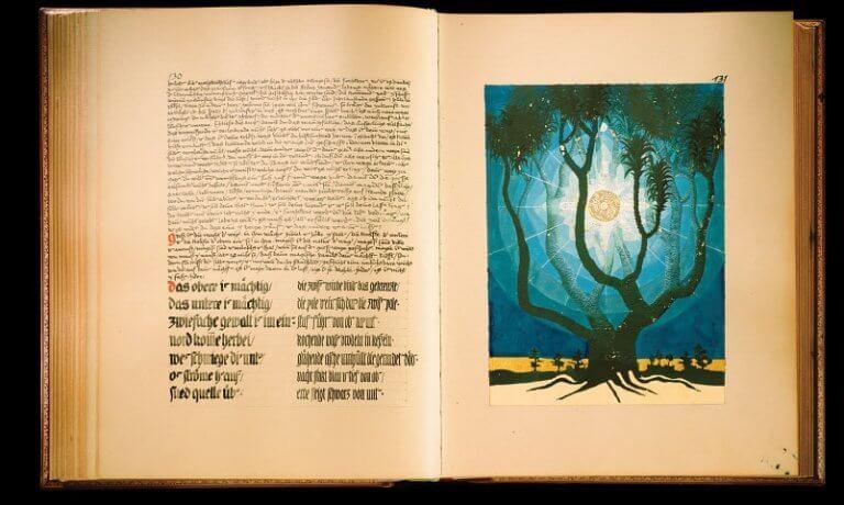 O Livro Vermelho, de Carl Jung