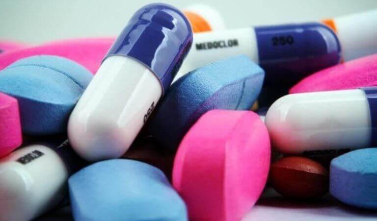 Medicamentos comprimidos