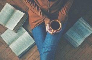 Frases de livros para refletir