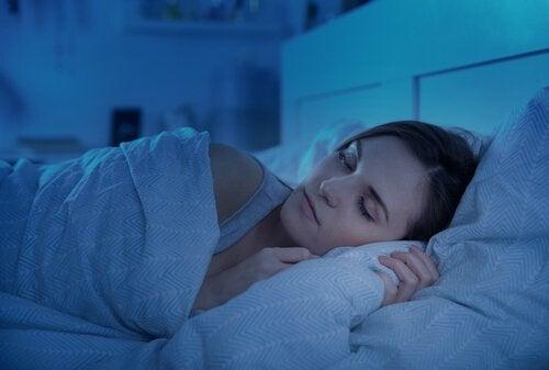 5 segredos para dormir como um bebê