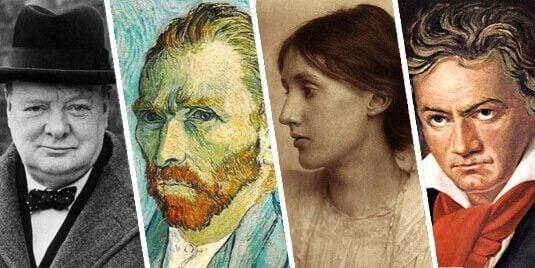 Personalidades famosas da história