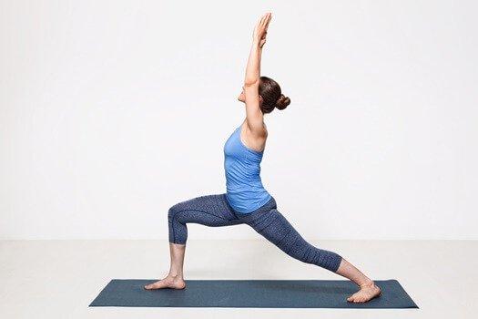 Fazer ioga