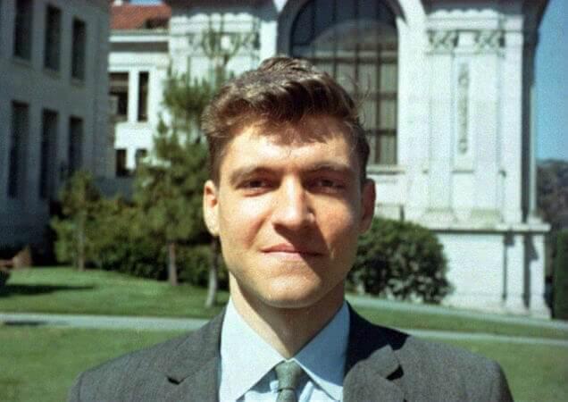 Ted Kaczynski na universidade