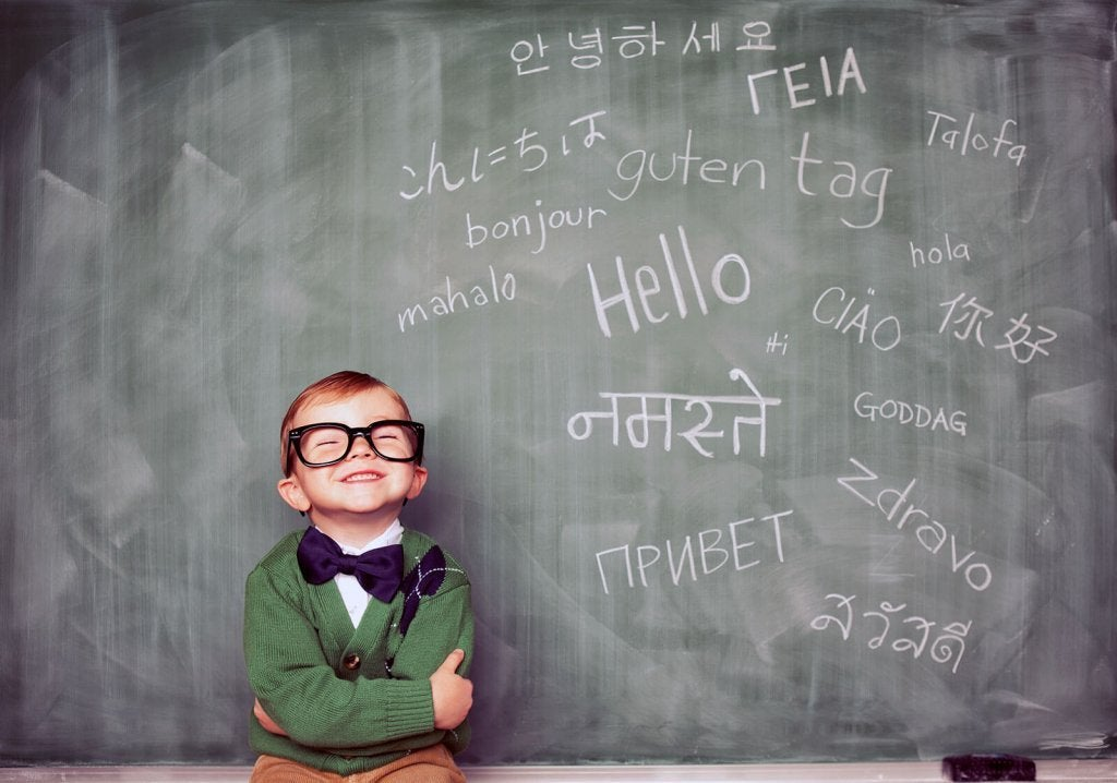 O bilinguismo vantagens e condições