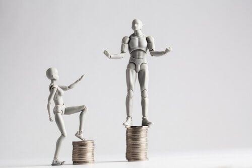 Desigualdade salarial