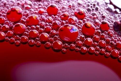 Aglomerado de bolhas