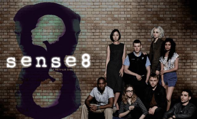 Sense8, uma canção à liberdade e ao amor