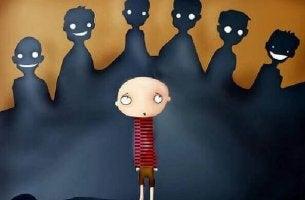 A ferida emocional do bullying na escola