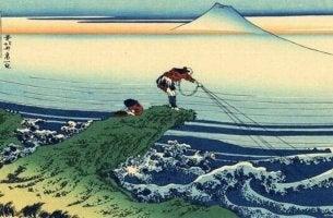 O samurai e o pescador