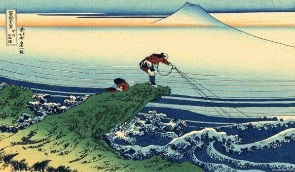 O samurai e o pescador: uma história com uma lição surpreendente
