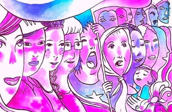 Dia da mulher: Sem nós o mundo pararia