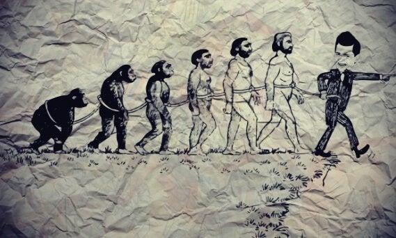 Evolução humana?