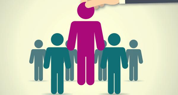 Líder no ambiente de trabalho