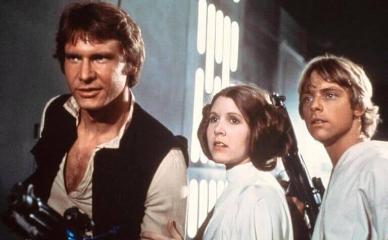 Cena de Star Wars
