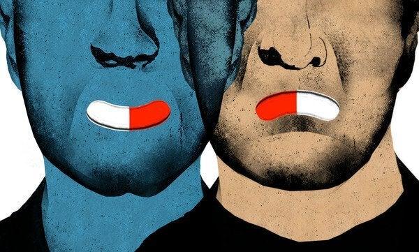 Boca calada por medicamentos