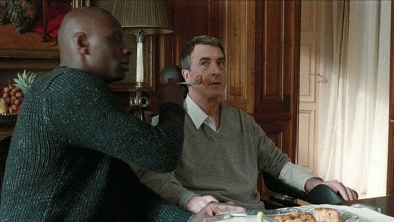 Cena do filme 'Intocáveis'