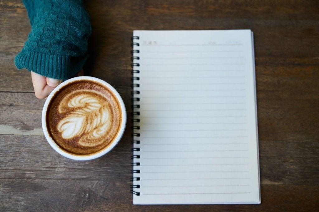 Exercícios de escrita terapêutica