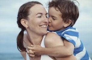 A vida das mães em tempo integral