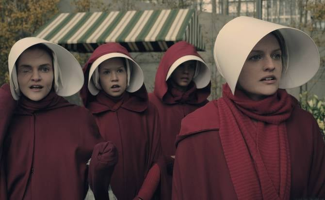 The Handmaid's Tale: distopia e feminismo