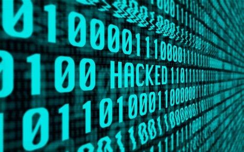 Sistema hackeado