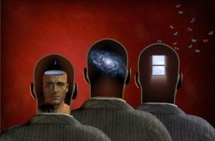 Cérebro trino: três cérebros, uma pessoa
