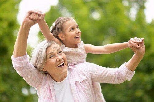 O apoio dos avós: a verdadeira chave para conciliar trabalho e família