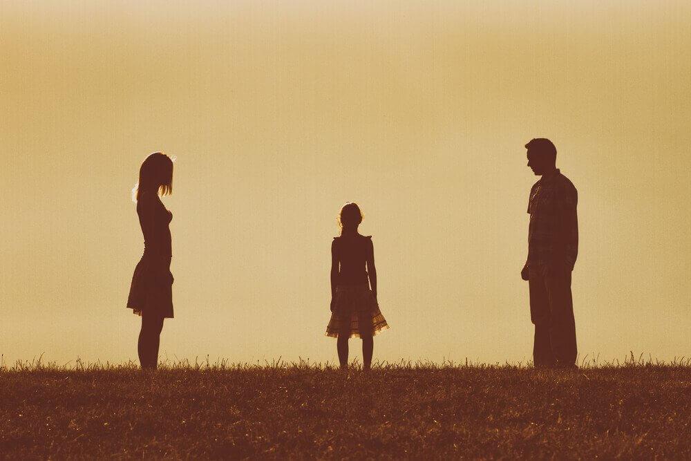 Como o relacionamento dos pais afeta os filhos?