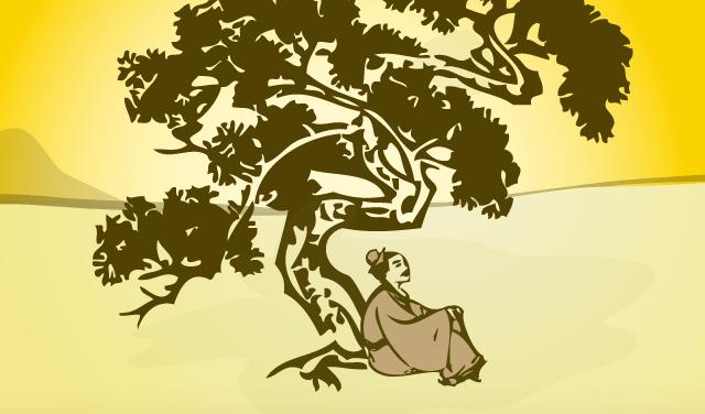 Fábula japonesa para refletir