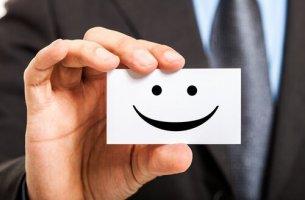 Ser feliz no trabalho