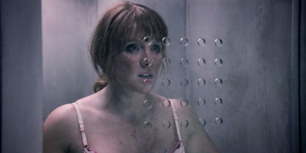 Cena de 'Nosedive', episódio de Black Mirror