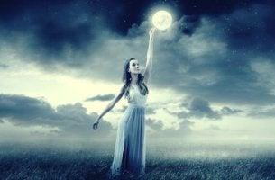 A lua influencia as emoções