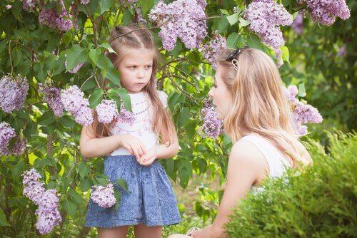 Efeitos colaterais de castigar as crianças