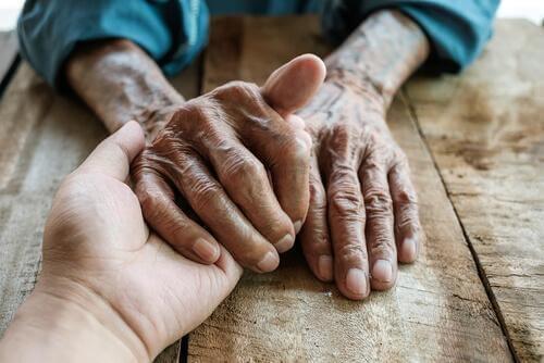 Cuidar das pessoas idosas