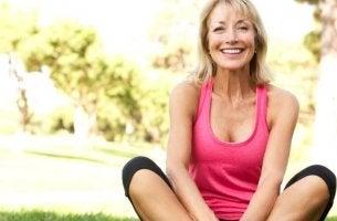 Vantagens da menopausa